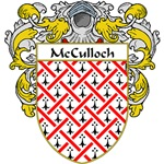 McCulloch Coat of Arms (Mantled)