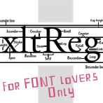 For Font Lovers Only