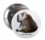 Bulldog Buttons And Button Magnets