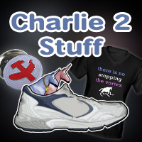 Charlie the Unicorn 2 Merch