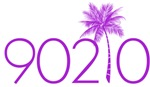 90210 Palm Tree T-Shirts
