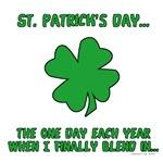St. Patrick's Day - Blend In #1