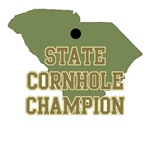 South Carolina State Cornhole Champion