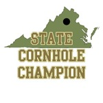 Virginia State Cornhole Champion