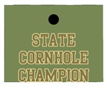 Wyoming State Cornhole Champion