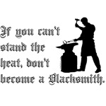 Can't Stand Heat Blacksmith