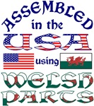 USA / Welsh Parts