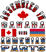 Armenian / Canadian Parts