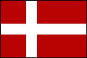 Flag of Denmark 4
