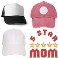 Hats and Accessories - 5 Star Mom