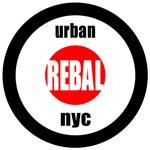 Urban Rebal NYC BullsEye Logo