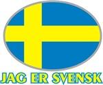 I Am Swedish t-shirts gifts