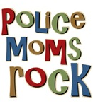 Police Moms Rock Law Enforcement T-shirts Gifts