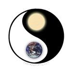 Yin Yang Earth Sun
