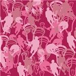Lacrosse Pink Lady Camo