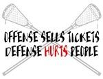 Lacrosse Defense Hurts