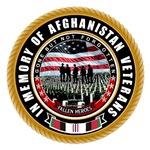 Afghanistan War Veterans