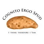 SPUD: I think=I yam