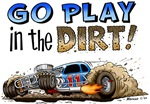 Modified dirt coupe