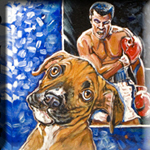 Boxer Puppy Caussius