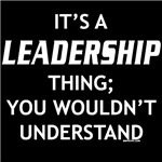 It's a Leadership Thing