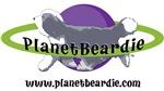PlanetBeardie Blue Beardie Logowear