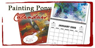 Painting Pony <b>CALENDARS</b>