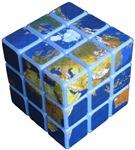 world cube white
