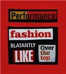 Performance Fashion