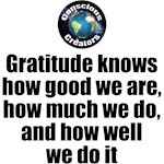 Gratitude Knows