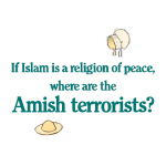 Amish Terrorists - Apparel