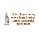 Read Latin - Apparel