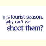 Tourist Season - Goodies