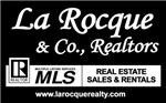 La Rocque Realtors (dark bg)