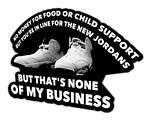 New Jordans or Child Support?