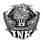 Massive Ink Circular Logo