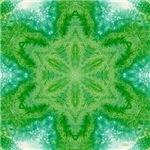 Snowflake Art Mandala