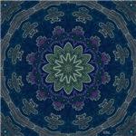 Quiet Time Art Mandala