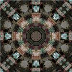 Bazaar Art Mandala