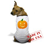 Scary Jack o'Lantern for Babies Kids & Dogs