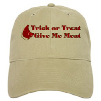 Trick or Treat; Give Me Meat