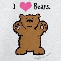 Bear Lover T-Shirts & Collectibles