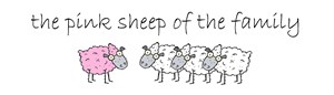 The Pink Sheep of the Family