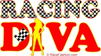 Racing Diva (Yellow/Red)