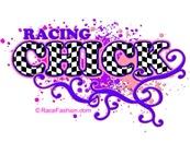 Racing Chick Hot 3
