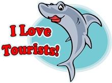 I Love Tourists