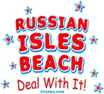Russian Isles Beach
