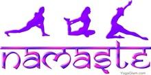 Namaste Yoga asanas