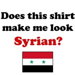 Does This Shirt Make Me Look Syrian?