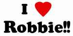I Love Robbie!!